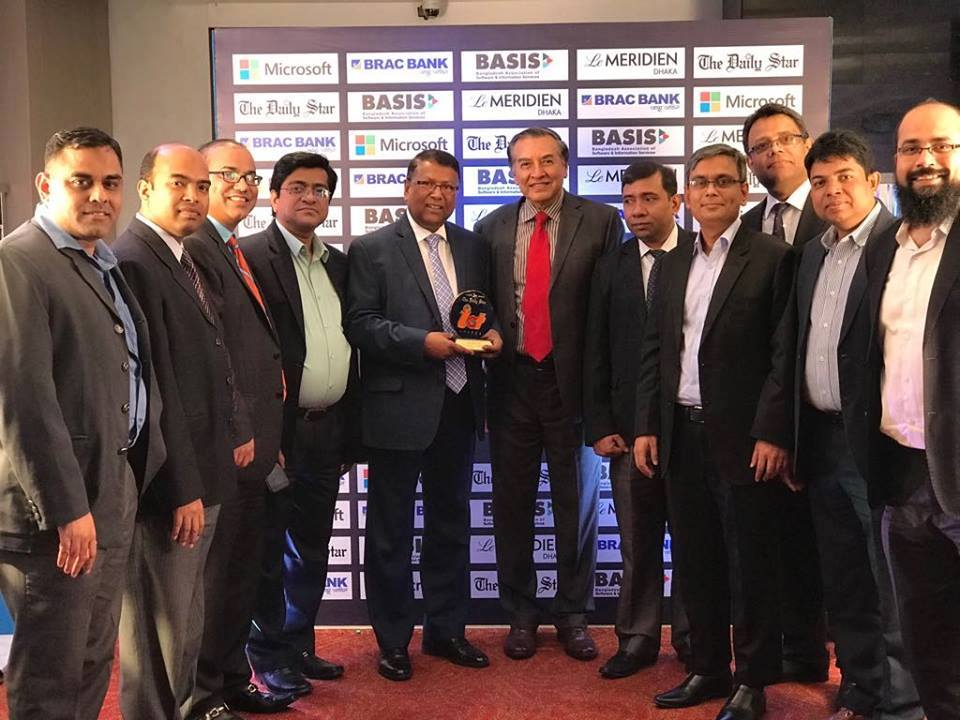 LEADS Corporation Limited Awarded Best ICT Solution Provider of the Year 2017 (Local Market)