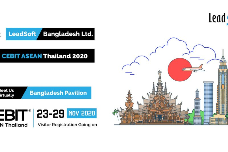 LeadSoft Bangladesh Limited Participates in CEBIT ASEAN Thailand